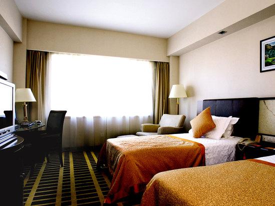 商务标准双床房