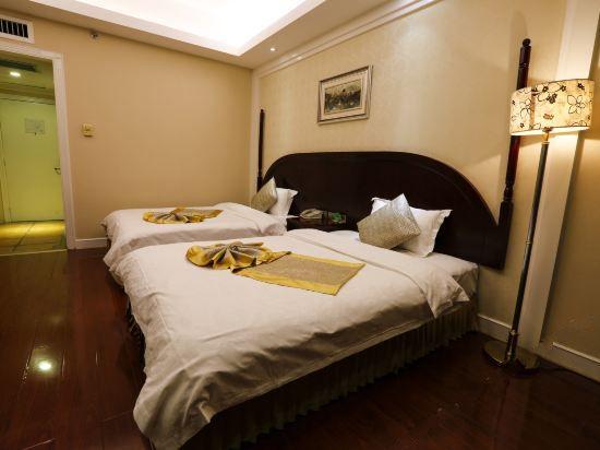 行政豪華雙床房