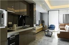 Executive 2-bedroom and 1-living room Suite