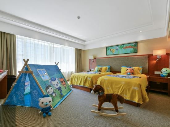 海底小纵队主题标准双床房