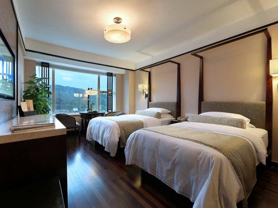 山景高级双床房