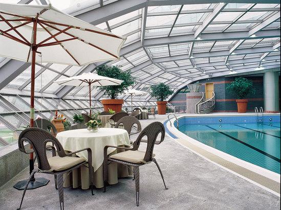 俱樂部-游泳池