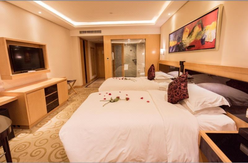 Deluxe Executive Twin Room