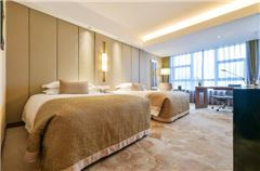 皇冠行政双床房