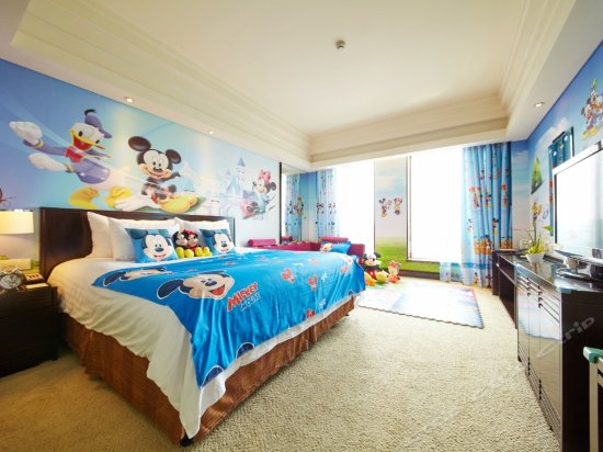 Mickey Mouse Thematic Room