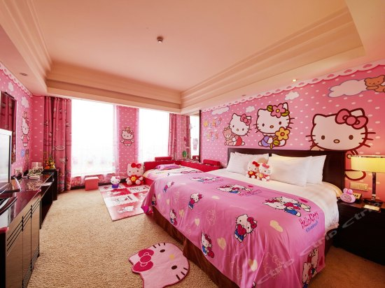 Hallo Kitty Thematic Room