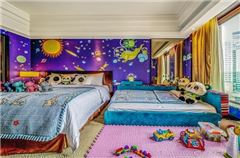 Space Exploration Family Room