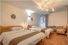复古双床房