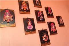 Selected Chinese Culture Queen Room