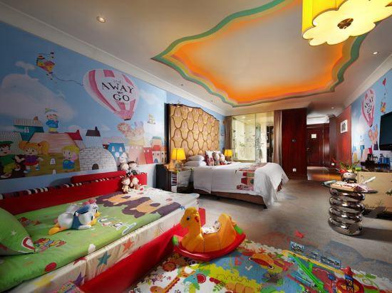 Happy Childhood Family Room