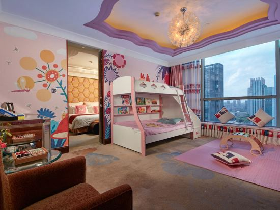 Spirit Princess Family Suite
