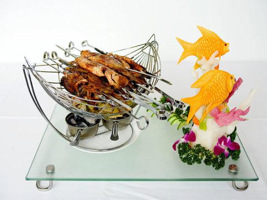 功夫烤鱖魚