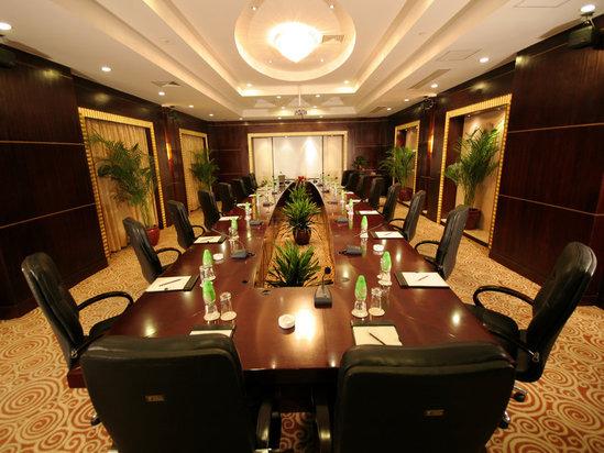 四樓1號會議室