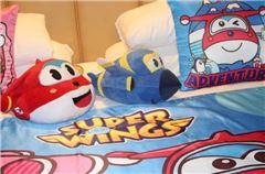 超級飛俠主題大床房