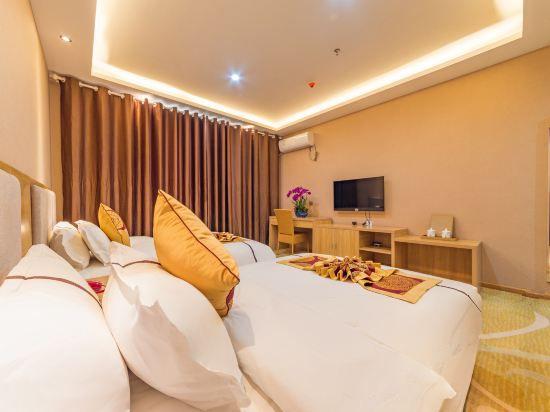 豪华空调双床房