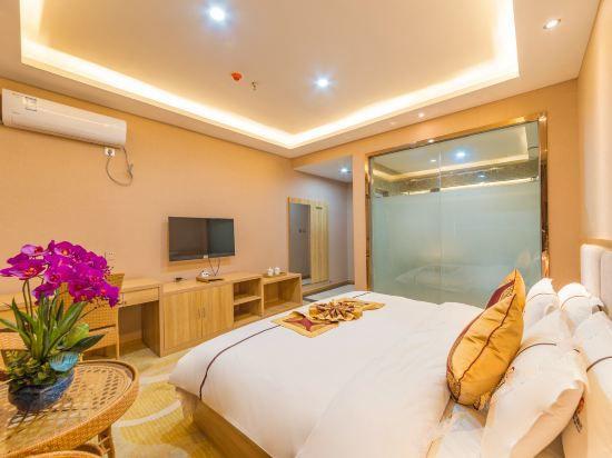 豪華空調大床房