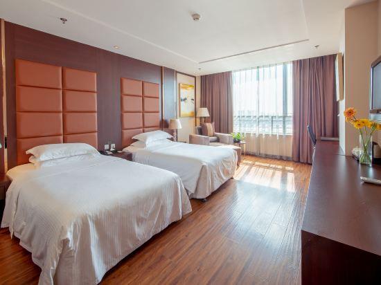 Deluxe Standard 1-bedroom and 1-living room