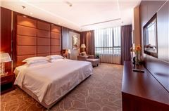Business Suite 2-bedroom and 1-living room