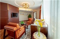 Boutique Suite 1-bedroom and 1-living room