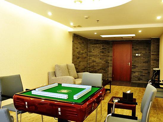 Mahjong room