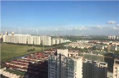 Hotel landscape