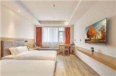 Yingshang Twin Room