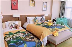 小黃鴨主題房