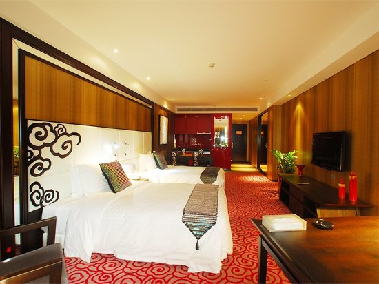 Jacquelyne Deluxe Twin Room