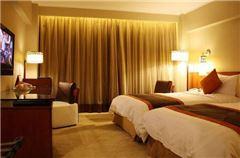 Noble Club Floor Guest Room