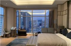高级商务景观大床房
