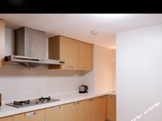 復式公寓套房