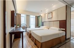 Man-select Twin Room