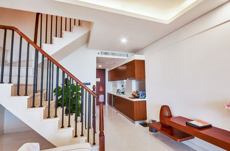 Multi-level  Two Plus Two Family Suite