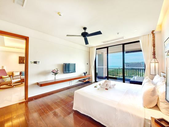 Deluxe Sea-view Suite