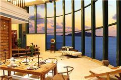 超級海景四房一廳家庭套房