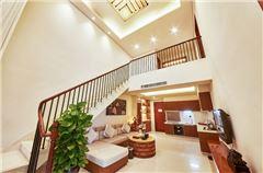 Multi-level  Ocean-view Family Room