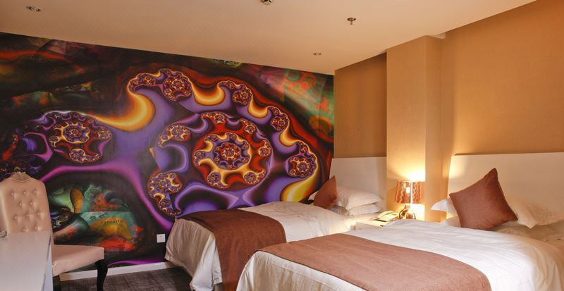 Selected Thematic Twin Room