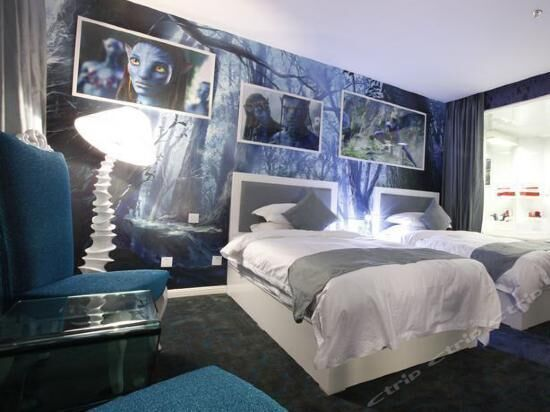 Deluxe Thematic Twin Room