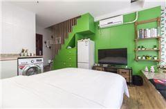 Multi-level Twin Room