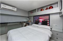 精致复式双床房