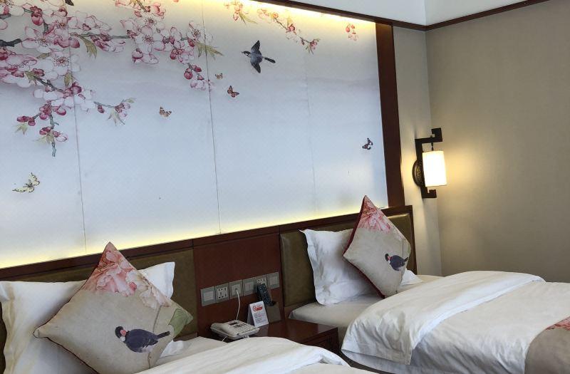 復古雙床房