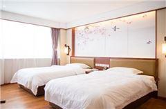 古韻雙床房