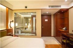 復古大床房
