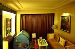 Castle Family Room