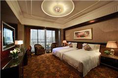 城堡豪雅双床房