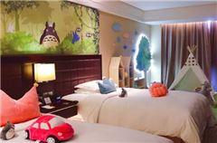 Totoro Sky Thematic Room