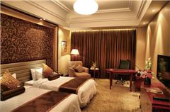 Deluxe Business Twin Room