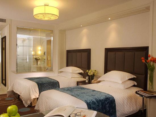 高级豪华双床房