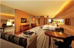豪華養生蒸汽大床房