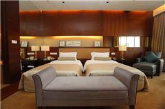 Mingshi Twin Room